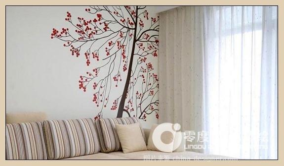 通州墙绘公司:藤蔓墙绘,花纹墙绘,植物-通州墙绘公司,通州墙体彩绘