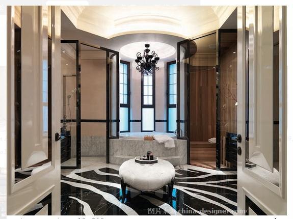 北美新天地-王伟的设计师家园-现代欧式