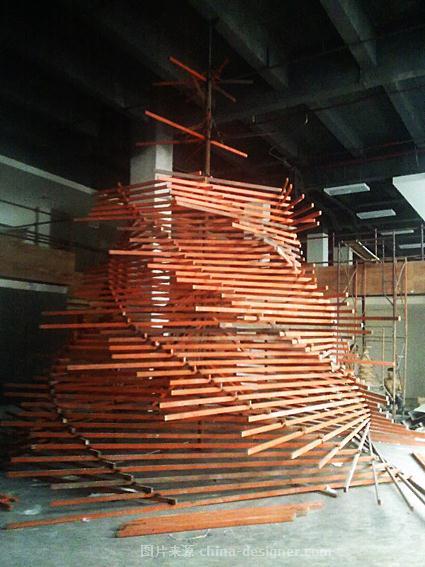 创意园 2012年5月-关广炜的设计师家园-龙卷风钢结