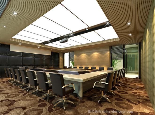 宁波鑫杰电气办公大楼-顾碧波的设计师家园-现代简约,办公楼