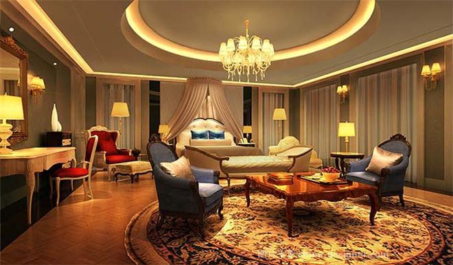 优山美地别墅灯光设计-北京光影良品灯光设计有限