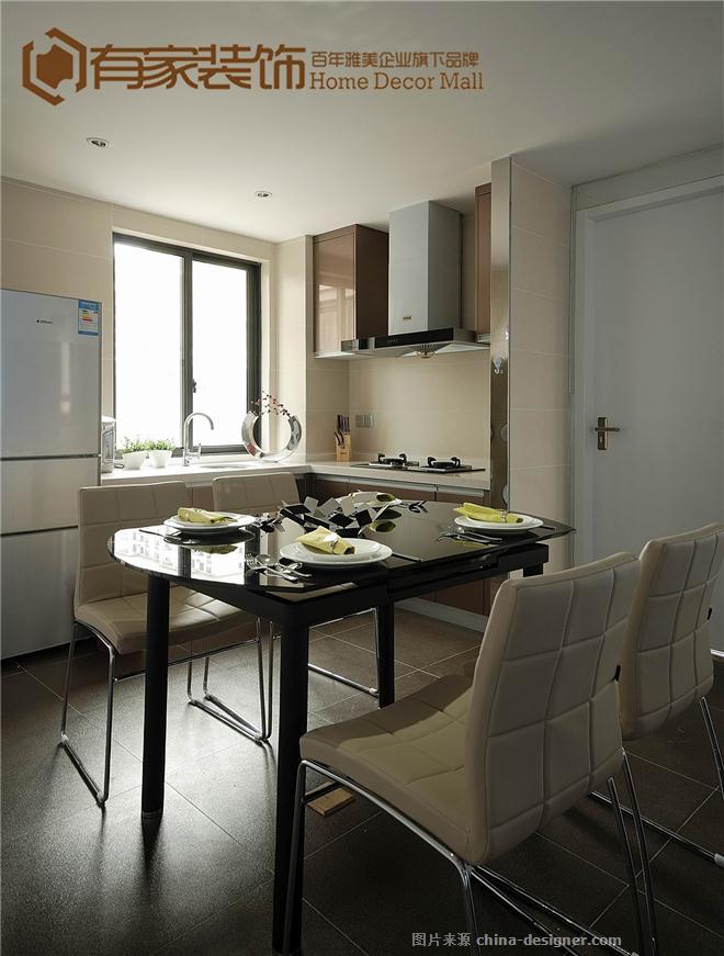 有家装饰・融晟红郡-福州有家装饰工程有限公司的设计师家园-现代简约,后现代主义,三居