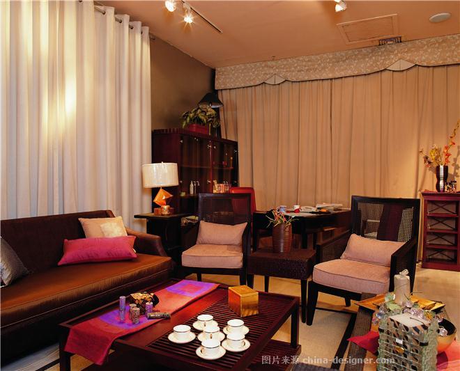 石家庄国际城-李岩杰的设计师家园-后现代主义,新古典主义,混搭,三居