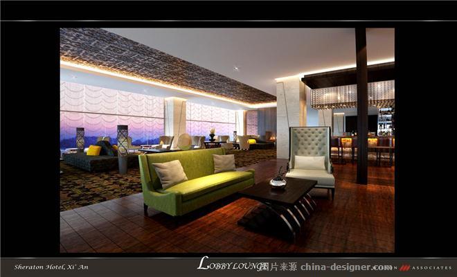喜来登-杨伟东的设计师家园-现代,酒店式公寓