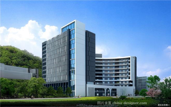 吉首大学实验楼-赵杰的设计师家园-现代简约,教学楼