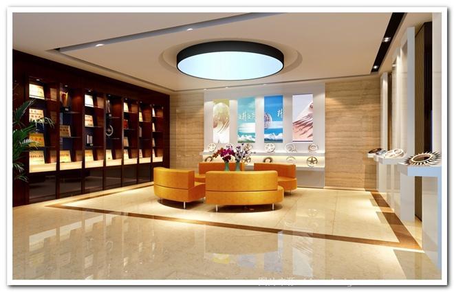 自贡海川实业有限公司办公楼设计-廖煜的设计师家园-办公楼