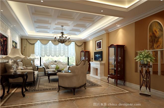 德阳的部分案例-李小刚的设计师家园-现代欧式