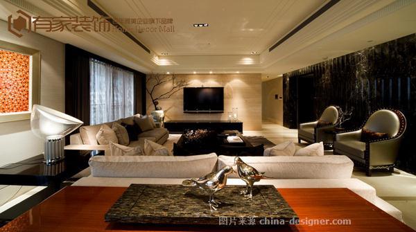 有家装饰·公园道一号-福州有家装饰工程有限公司的设计师家园-现代简约,客厅,三居