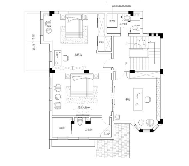 番禺——裕景花园-周文的设计师家园-现代欧式,联排别墅
