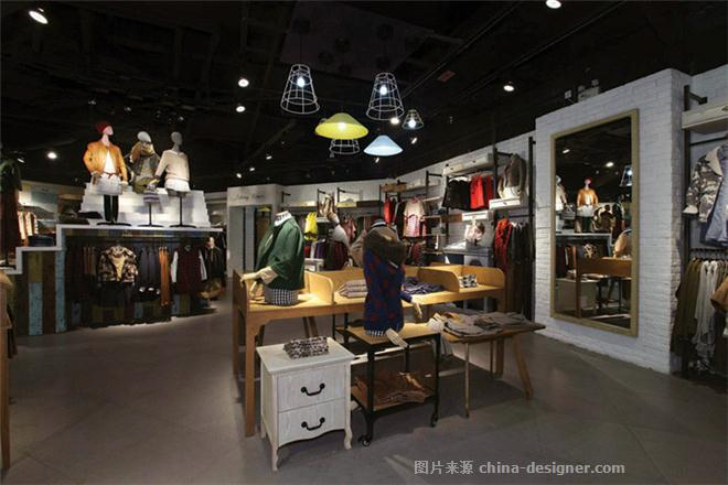 D'zzit专卖店设计-宁泽的设计师家园-现代简约,专卖店,服装店,旗舰店