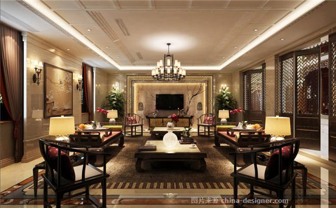 """'江南第一家""""---四合院-徐梁的设计师家园-四合院,混搭,新中式,独栋别墅"""