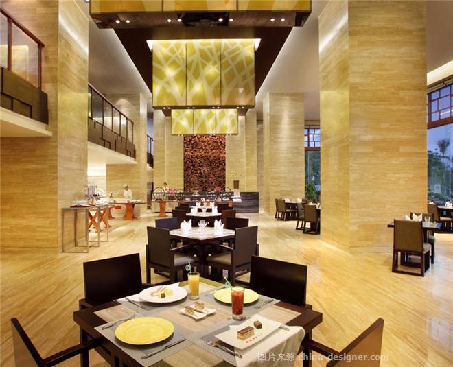 酒店设计|高尔夫酒店-武禹甫的设计师家园-商务酒店