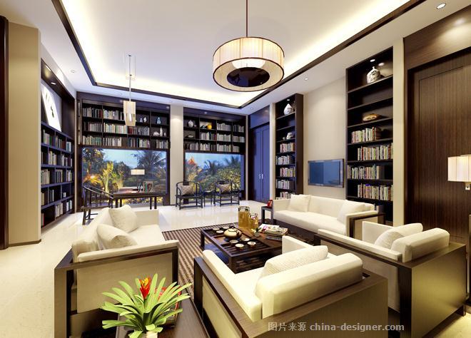 海南省委党校图书馆-许洪的设计师家园-图书馆