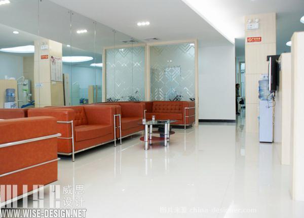健业口腔(佳洁店)-威思设计的设计师家园-现代简约,诊所,口腔诊所