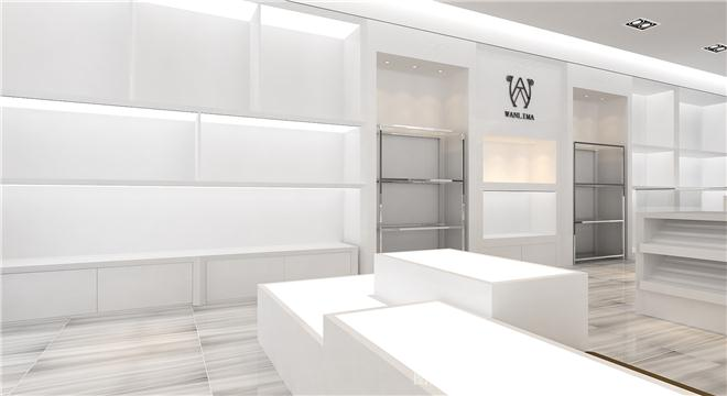 万里马专卖店-伍和平的设计师家园-现代简约,专卖店
