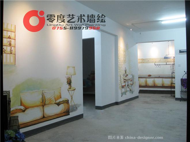 深圳手绘墙