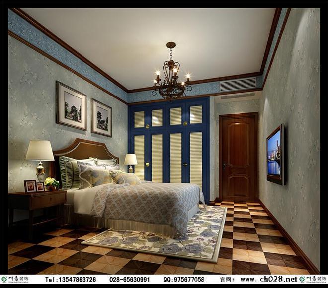 别墅儿童卧室照片
