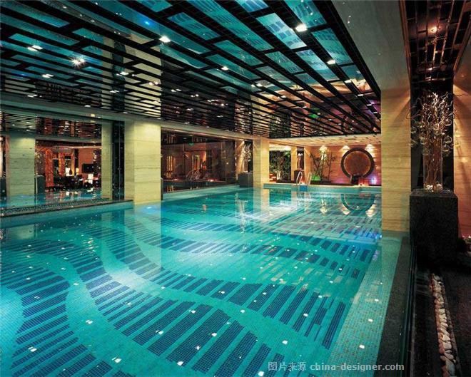 洗浴设计|水晶宫-武禹甫的设计师家园-新中式,桑拿,洗浴