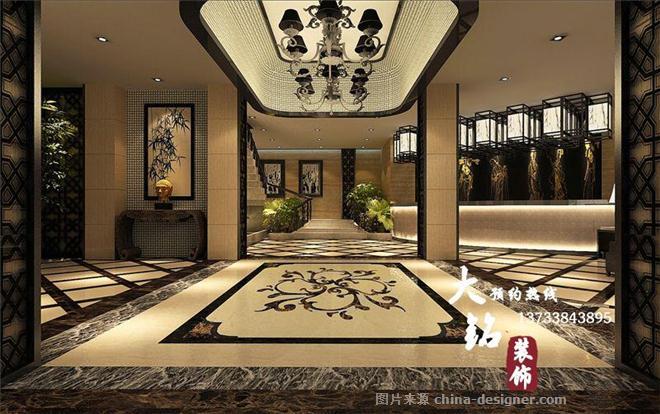 南阳镇平京城国际会馆-李同涛的设计师家园-新中式,休闲会所,足疗图片