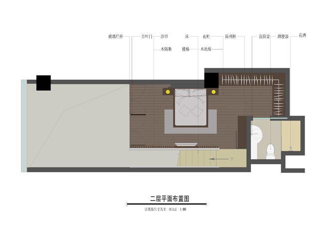 海口富丽花园样板房室内设计-许洪的设计师家园-现代简约,别墅样板间