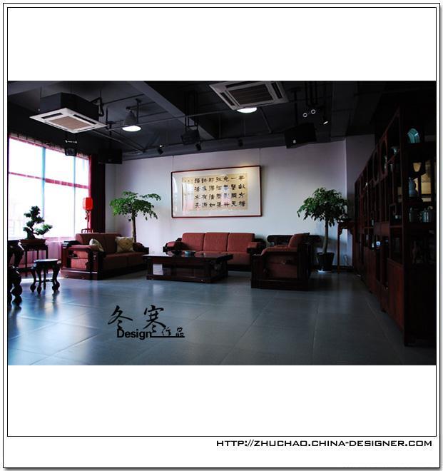 昆山智谷创意园-御山堂-朱超的设计师家园-新中式,艺术区