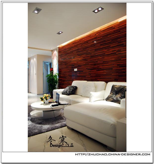 新高苑-卡萨布兰卡-朱超的设计师家园-现代简约,二居