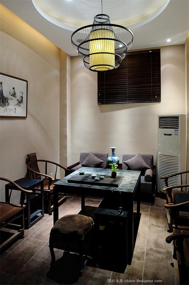 【夷尊茶业】-高雄的设计师家园-新中式,专卖店