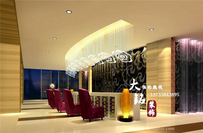禹州新开元国际酒店-李同涛的设计师家园-新中式,商务酒店
