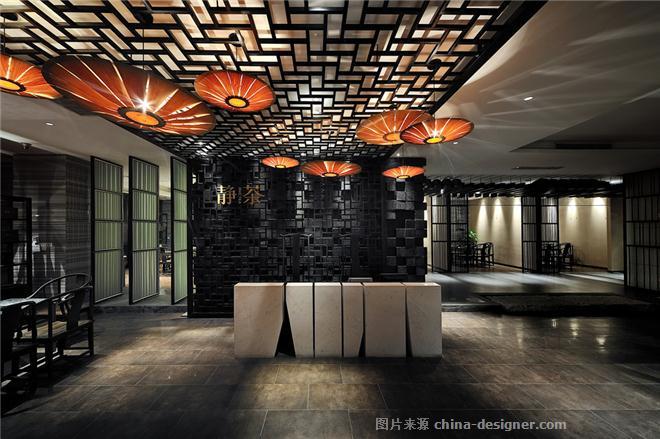 【静茶】西湖店-高雄的设计师家园-专卖店,新中式
