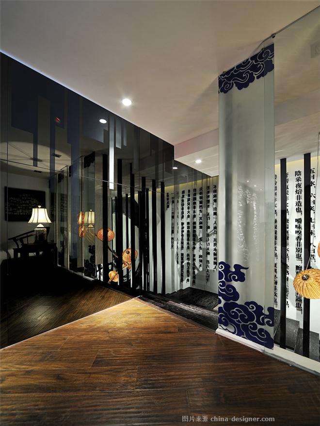 【静茶】世贸外滩店-高雄的设计师家园-专卖店,新中式