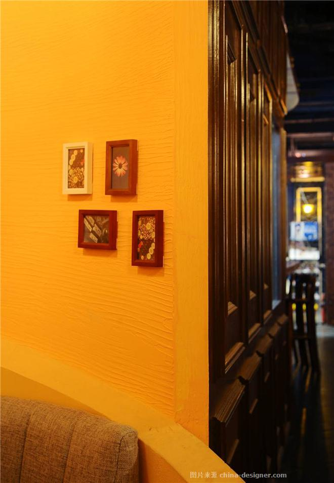 地中海卡法西餐啤酒吧-北京元洲装饰有限责任公司的设计师家园-地中海风格,酒吧