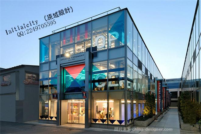 Opening Ceremony专卖店-宁泽的设计师家园-现代简约,服装店,专卖店