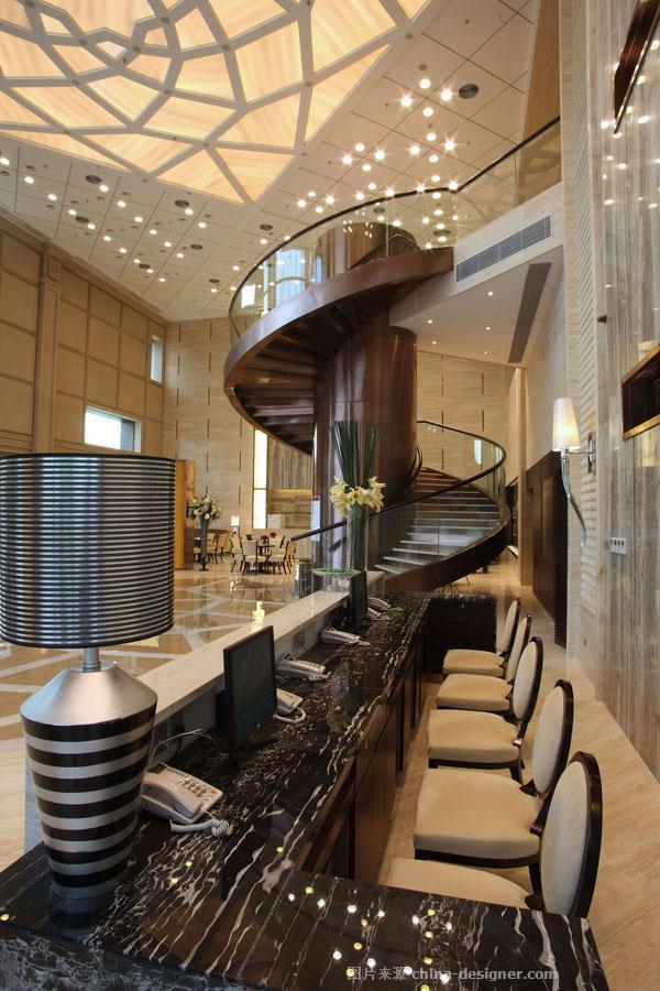 商业设计|天下城售楼部-武禹甫的设计师家园-服务大厅,办公楼                                                                                              ,服务区