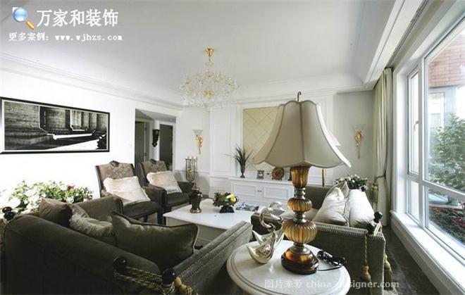 万家和 - 欧式别墅装修案例-四川万家和装饰工程有限公司的设计师家园-独栋别墅