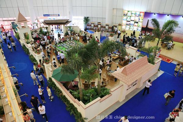 海口紫园房展会展示设计-海南原语设计咨询有限公司的设计师家园-展示空间,展厅,展位,展览空间