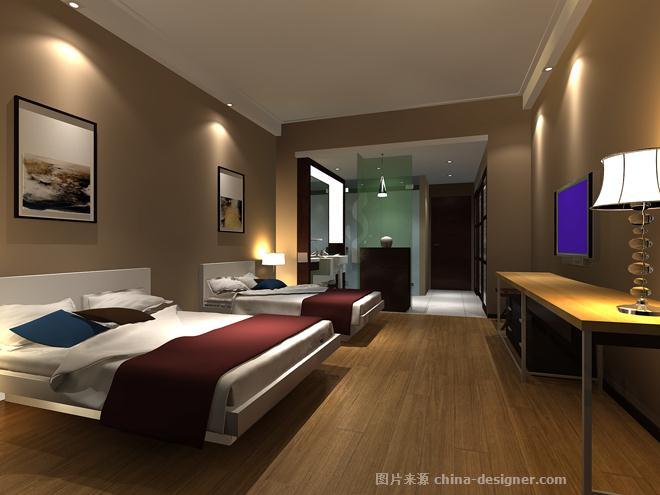 海口玉沙国际大厦-海南原语设计咨询有限公司的设计师家园-现代简约,度假酒店,商务酒店