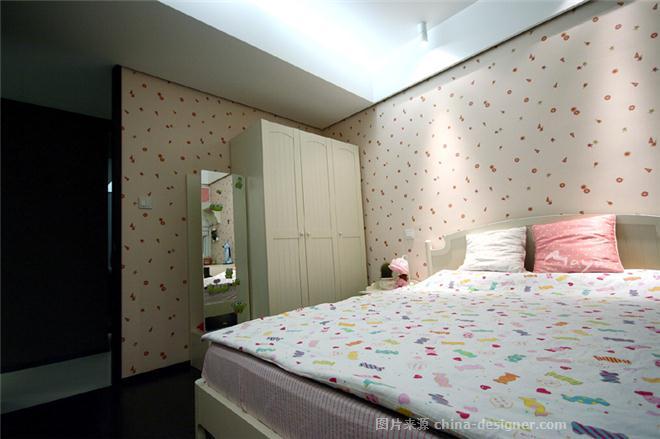 温州上堡公寓住宅设计 素描亭居-宋毅的设计师家园-现代简约,三居