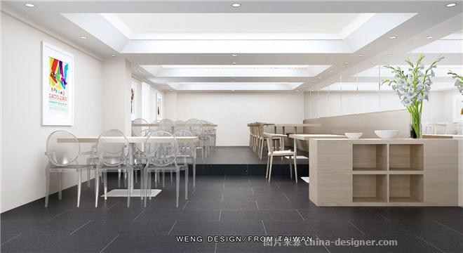 漳州新华西台湾九份缘甜品店(漳州店)-翁德的设计师家园-咖啡厅/咖啡吧