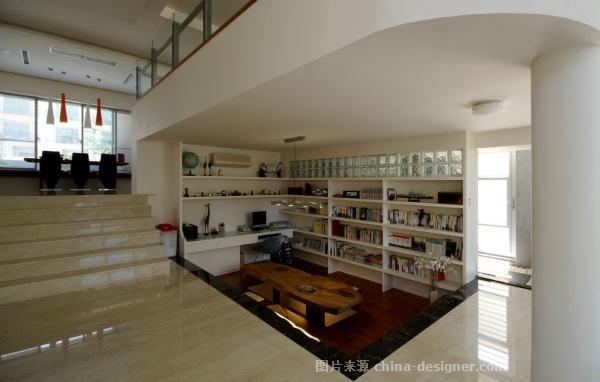 清水湾复式简约装修-上海兆庭建筑装饰工程有限公司的设计师家园-复式,现代简约