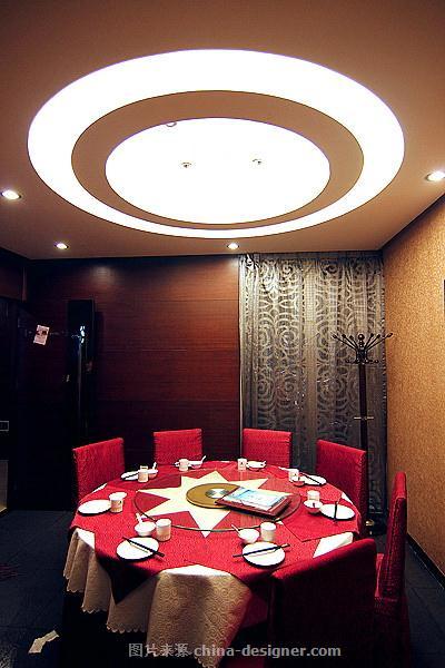 新乡阿五美食-万泉智的设计师家园-现代简约,中餐厅/中餐馆