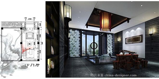 茶禅一味-万泉智的设计师家园-茶室/茶馆/茶社