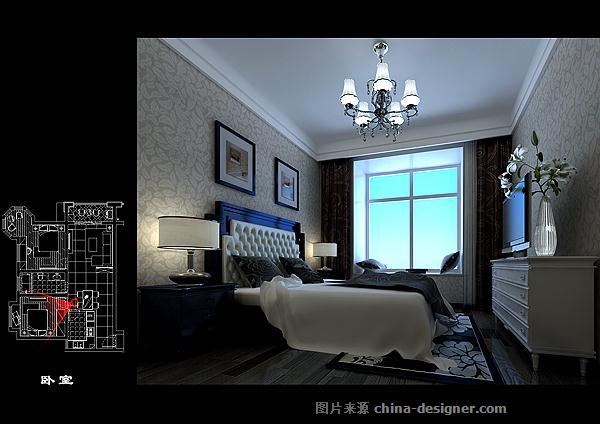 漯河凤凰城样板房-万泉智的设计师家园-住宅公寓样板间