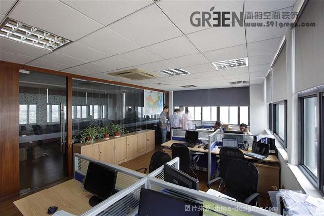 太麻里(上海)餐饮管理有限公司-上海阁韵空间装饰的设计师家园-现代简约,办公室