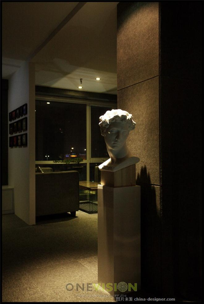 万物・生-万物・生空间美学机构的设计师家园-现代简约,办公室