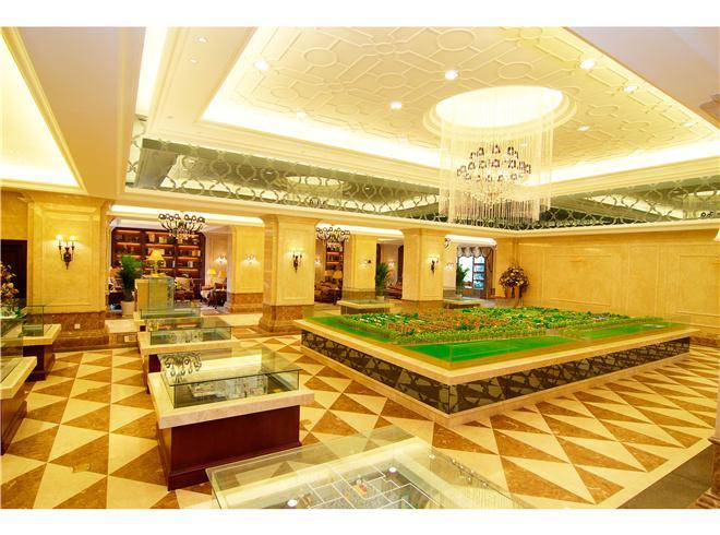 金科地产-深圳美誉高装饰设计有限公司的设计师家园-住宅公寓售楼处