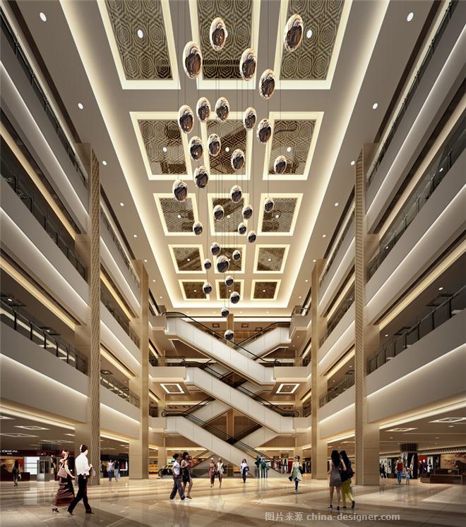 坂田天虹-乔辉的设计师家园-现代简约,商场/百货大楼/卖场