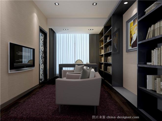金博园-吴丹的设计师家园-欧式,后现代主义,联排别墅