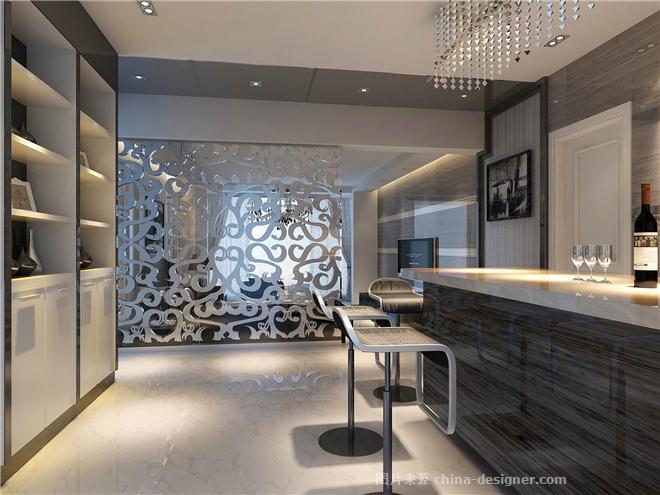 实力北岸-吴丹的设计师家园-欧式,现代简约,四居及以上