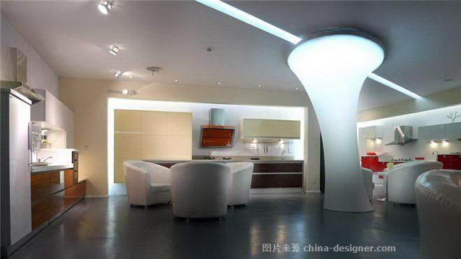 欧派北京旗舰店-姜峰的设计师家园-现代简约,专卖店