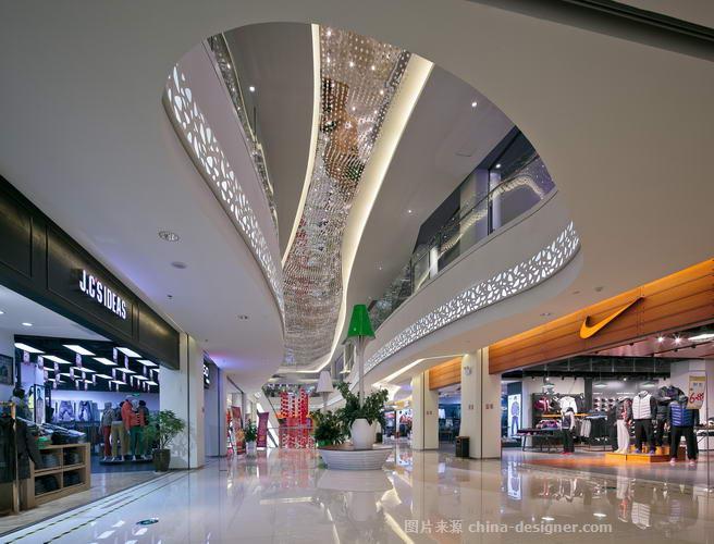 郑州西元国际广场-姜峰的设计师家园-现代简约,商场/百货大楼/卖场